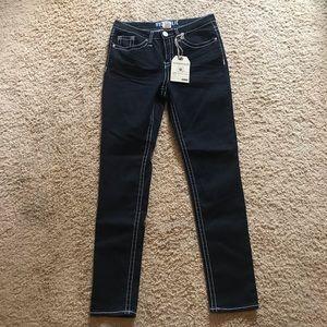 Hydraulic Black Skinny Jeans